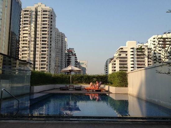 Citadines Sukhumvit 23 Bangkok: プール