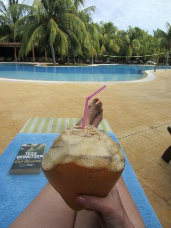 Iberostar Ensenachos: My favourite spot at Megano poolside