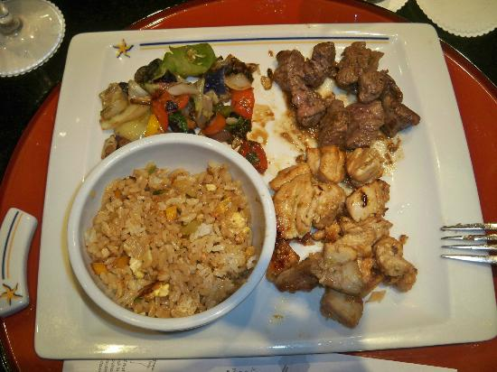 Iberostar Grand Hotel Rose Hall: Amazing Asian Restaurant