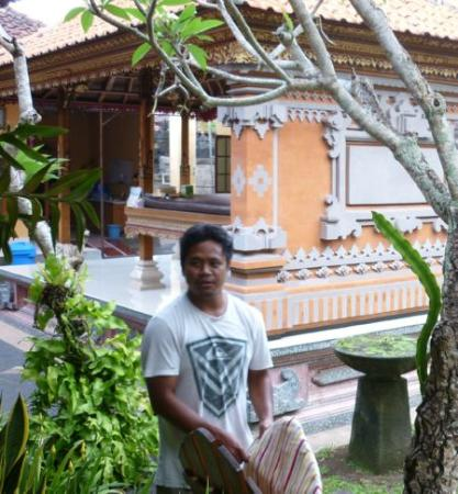 Wayan's Guest House: Hands-on owner is helpful and listens to guest feedback.
