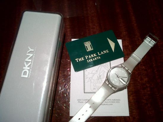 The Park Lane Jakarta: key