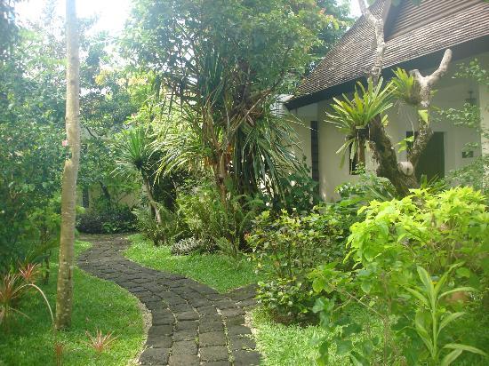 Heritage Suites Hotel: A bungalow
