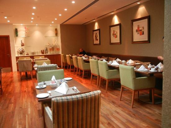 Ramada Chelsea Al Barsha: restaurant