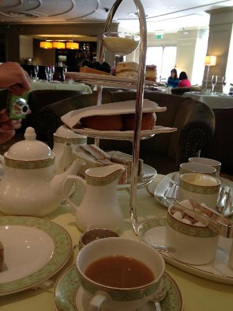 Grosvenor House, A JW Marriott Hotel: Afternoon Tea