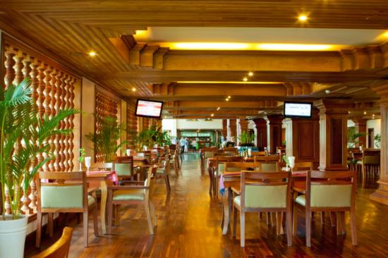 Angkor Era Hotel: Lobby Lounge