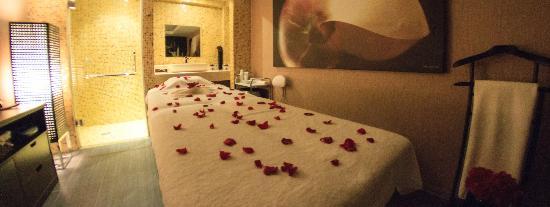 Donatello Boutique Hotel : Spa Massage Therapy room