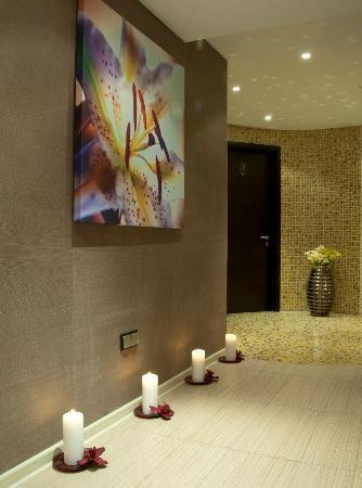 Donatello Boutique Hotel : Spa