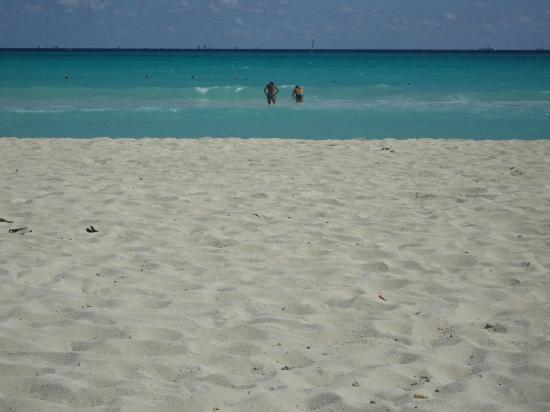 Allegro Playacar: la mer et son beau sable blanc