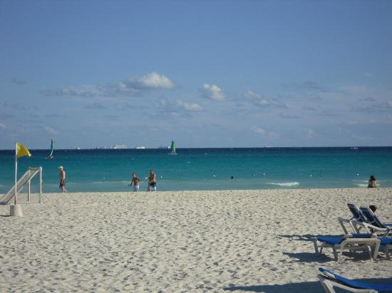 Allegro Playacar: magnifique plage