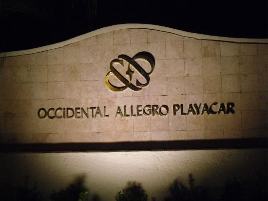 Allegro Playacar: affiche de l'hotel