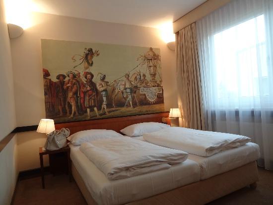 Austria Trend Parkhotel Schoenbrunn Vienna : room
