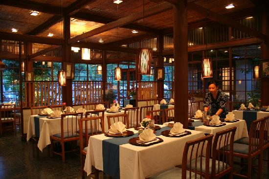 Tenkai Japanese Restaurant at Padma Resort Bali at Legian