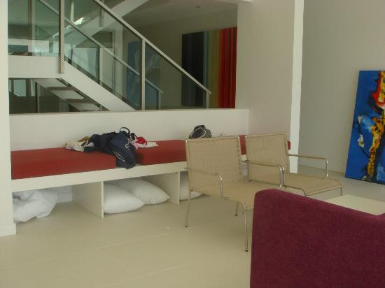 Pool Resort Port Douglas : Living area