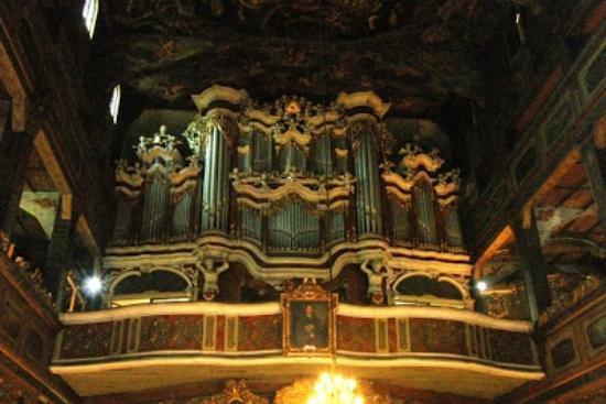 Churches of Peace in Jawor and Swidnica: Kościół Pokoju Świdnica - Organy