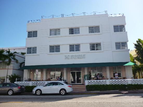The President Hotel - Miami Beach: Ansicht