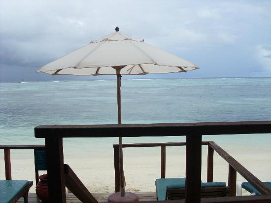 Meeru Island Resort & Spa: View from Room