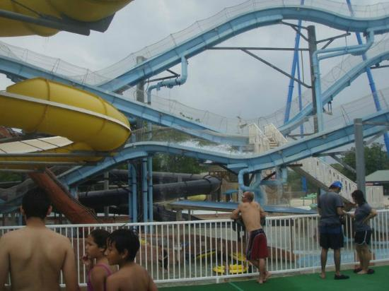 New Braunfels, TX: Some of the rides