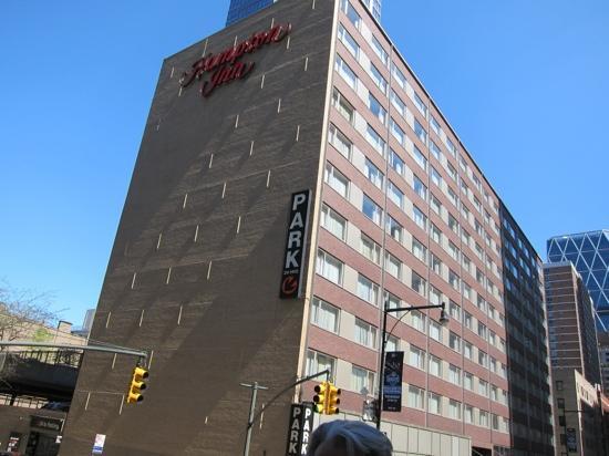 Hampton Inn Manhattan-Times Square North : Hampton Inn