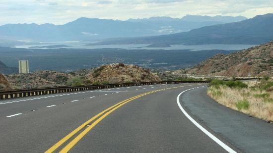 Theodore Roosevelt Lake