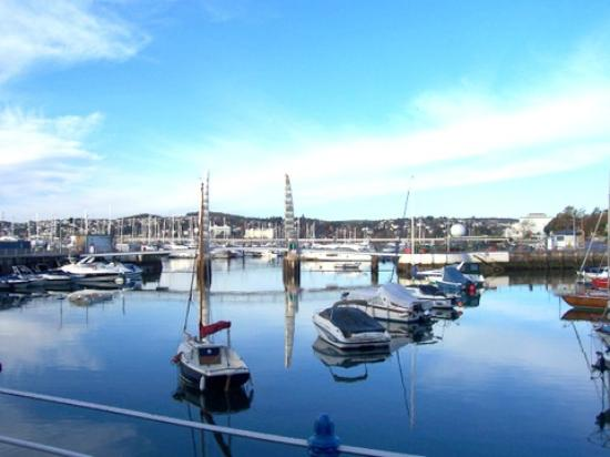 Torquay Harbour - 5 minutes walk from The Somerville
