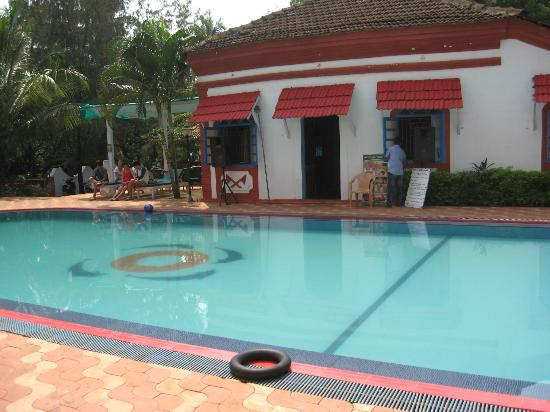 Anjuna Beach Resort: Pool