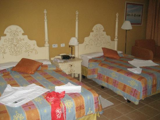 Iberostar Varadero : Notre chambre