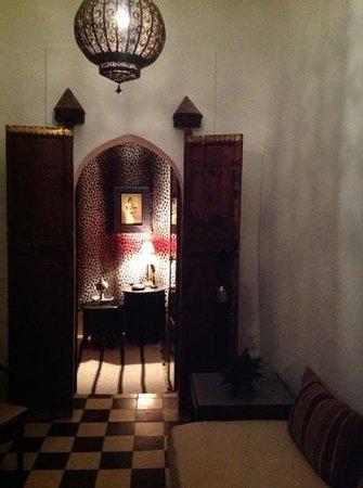Riad Tibibt: la suite maya au premier etage