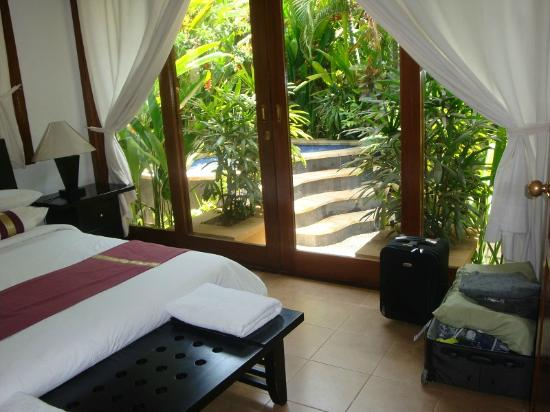 The Zen Villas: bedroom 2
