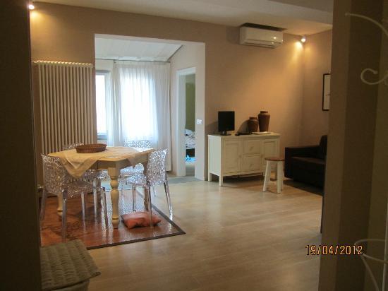 Al Duomo: main lounge area