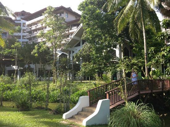 Maritime Park & Spa Resort: Gartenanlage