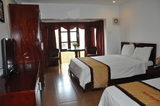 Hanoi Old Town Hotel: Room with City View