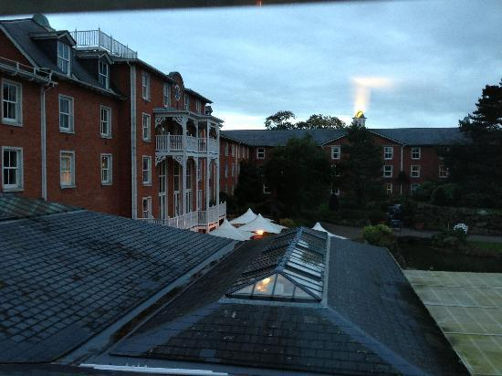Alton Towers Hotel: Our view
