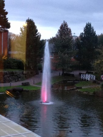 Alton Towers Hotel: Our view 2