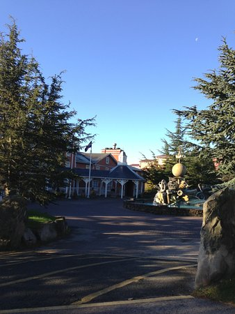 Alton Towers Hotel: The hotel
