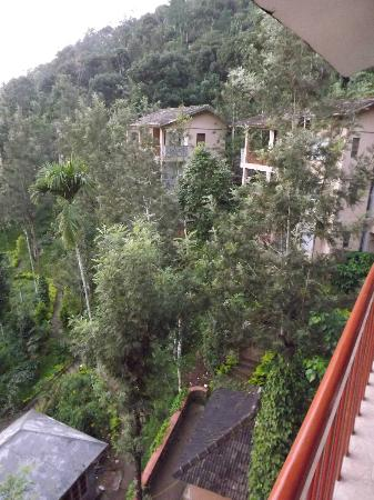 Wild Corridor Resort and Spa by Apodis: other rooms view from the balcony