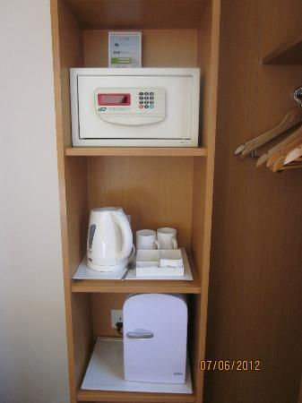 ibis Singapore Novena: Smallest fridge ...