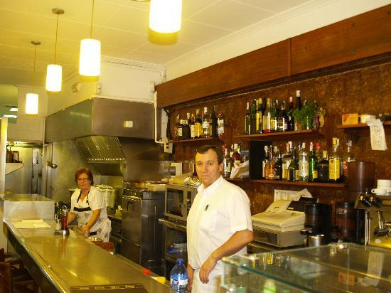 Restaurante Romesco : atmosfera