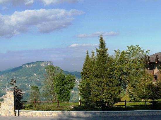 Vista foto di ristorante la baita d 39 oro castelnovo ne for Ristorante la vista