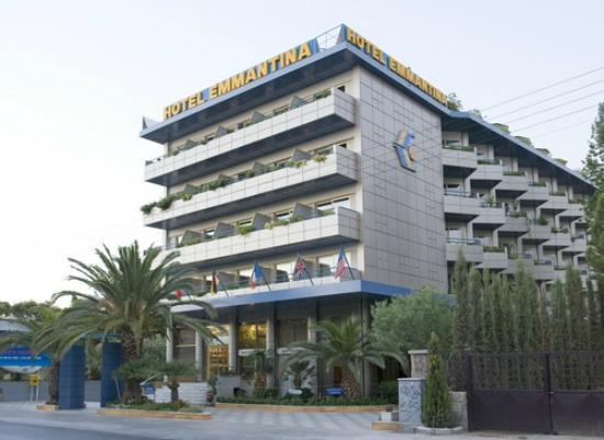 Emmantina Hotel: Hotel Emmantina