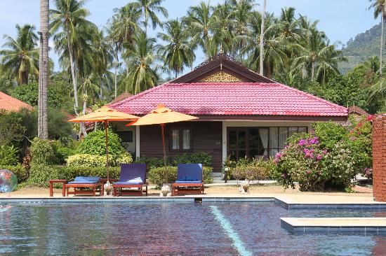 Viva Vacation Resort: Unser Haus am Pool