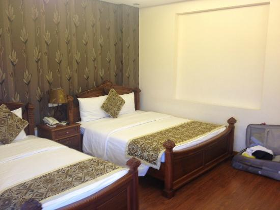 Hanoi Central Star Hotel: Family Room