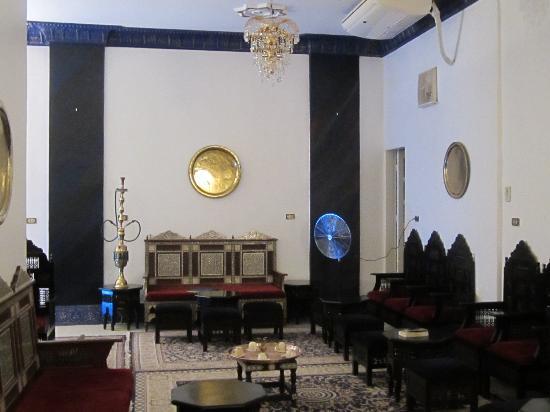 فندق مارا: Breakfast area 