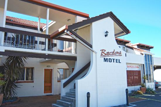 barcelona motel taupo new zealand motel anmeldelser sammenligning af priser tripadvisor. Black Bedroom Furniture Sets. Home Design Ideas