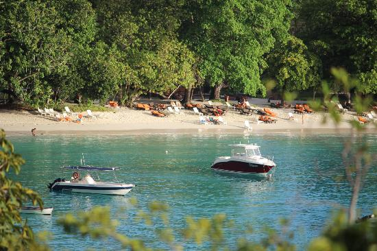Constance Ephelia: la spiaggia