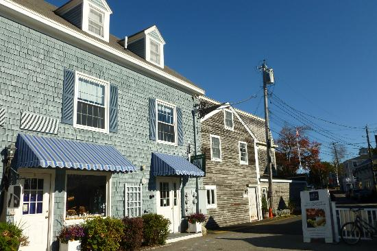 Kennebunkport Inn: Wharfside Annex