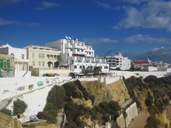 Rocamar Exclusive Hotel & Spa: View of Hotel Rocamar