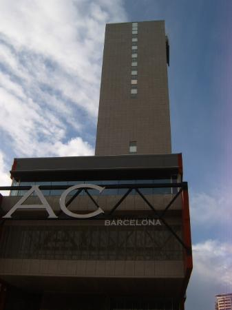 AC Hotel Barcelona Forum by Marriott: a good choice