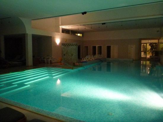 Terme di Galzignano - Hotel Splendid: piscina coperta