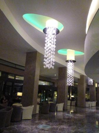 Terme di Galzignano - Hotel Splendid: reception del Majestic