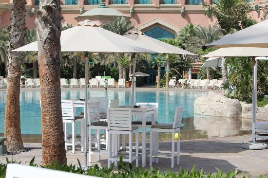 Atlantis, The Palm: piscina